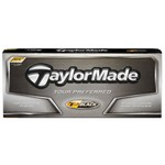 TaylorMade TP Black Golf Balls 12-Pack