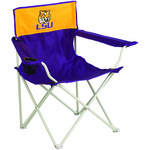 Logo Chair Louisiana State University Armchair