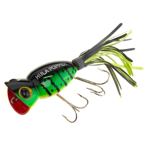Arbogast hula popper 2 1 4 lure academy for Academy fishing lures