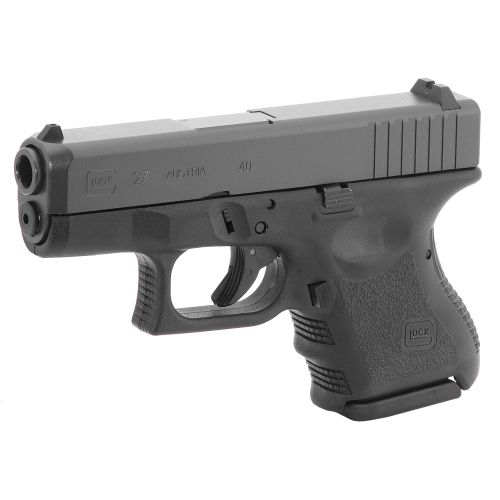 GLOCK 27 .40 Caliber Safe-Action Pistol