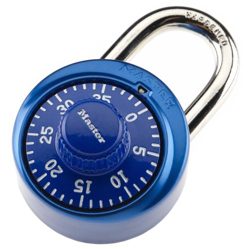 Master Lock® Combination Padlock - view number 1