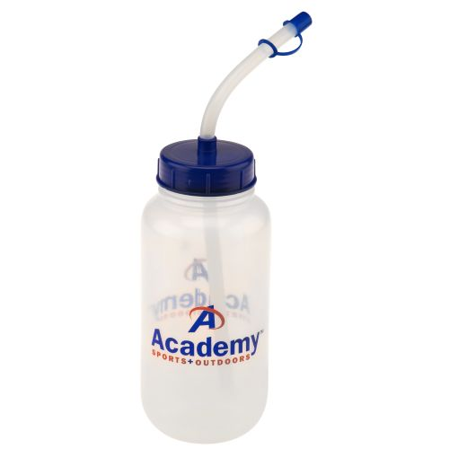 Academy Sports + Outdoors™ 1 Liter Water Bottle with Straw