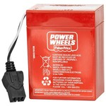 Power Wheels® 6V Rechargeable Battery