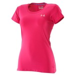 Under Armour® Women's Short Sleeve Fitted HeatGear® Top