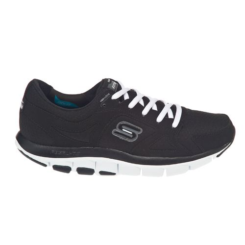 Skechers Women's Liv-Smart Black Walking Shoes
