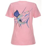 Guy Harvey Ladies' Sailfish T-shirt