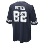 Nike™ Men's Dallas Cowboys Jason Witten #82 Game Replica Jersey - view number 2