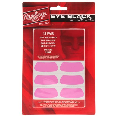 Rawlings Eye Black Stickers 12-Pack - view number 1