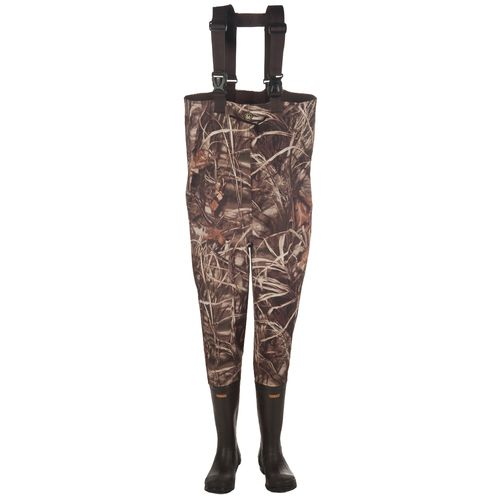 Game Winner® Men's Realtree Advantage Max4 Boot-Foot Chest Waders