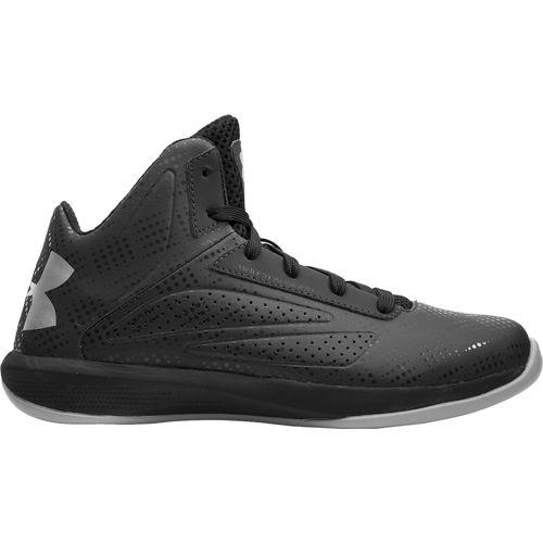 Under Armour® Boys' Torch High-Top Basketball Shoes