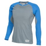 Nike Men's 1.2 Core Fitted Raglan Long Sleeve Baseball Shirt