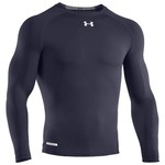 Under Armour® Men's HeatGear® Sonic Compression Long Sleeve T-shirt