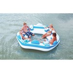 Splashin' Fun™ 6-Person Inflatable Lounge