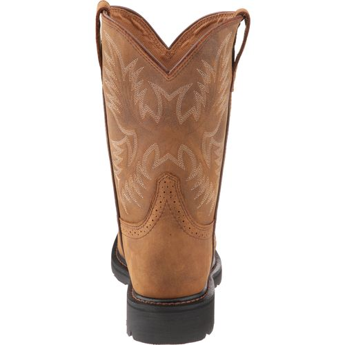 Ariat Men's Sierra Saddle Work Boots - view number 4