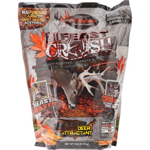 Wildgame Innovations Fall Feast Crush 5 lb. Deer Attractant