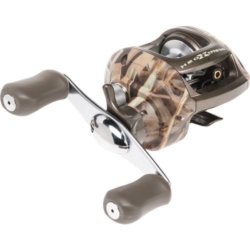 H2O XPRESS™ Realtree Max-4 Mettle MT2 Baitcast Reel