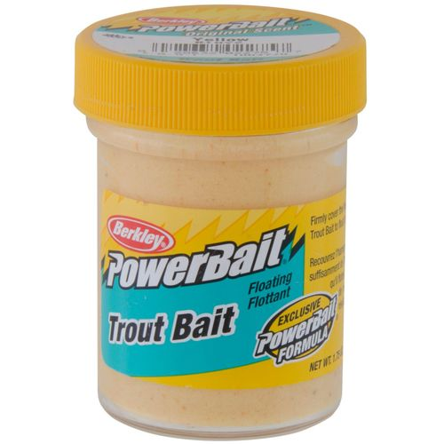 Display product reviews for Berkley® 1.75 oz. Biodegradable Trout Bait