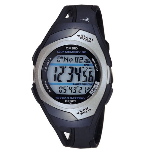 Casio Men's 60-Lap Sport Running Watch