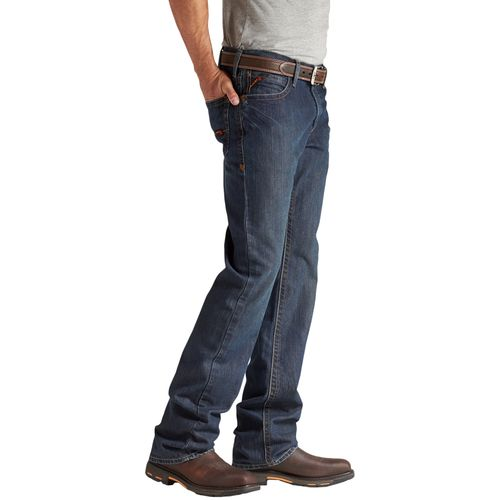 Ariat Men's Fire Resistant M4 Low Rise Boot Jean - view number 3