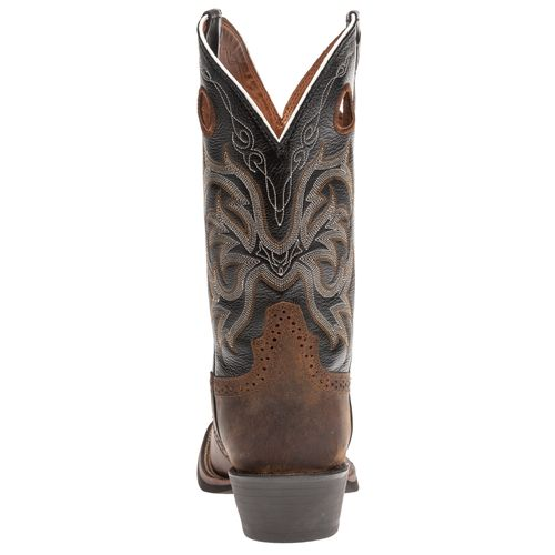 Justin Men's Punchy Stressed Buffalo Western Boots - view number 6