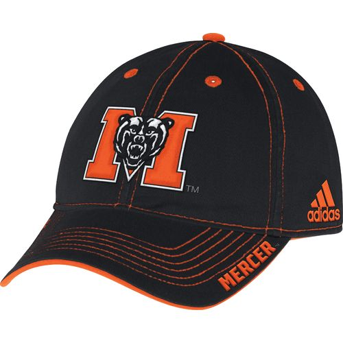 Adidas adults 39 mercer university coach 39 s slouch cap for Mercer available loads