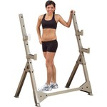 Body-Solid Best Fitness Olympic Press Weight Stand - view number 2