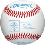 Diamond Dizzy Dean® Dixie League Tournament Grade Baseballs 12-Pack
