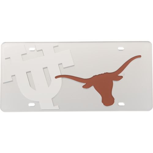 Stockdale University of Texas License Plate