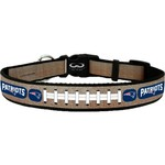 GameWear New England Patriots Reflective Football Collar