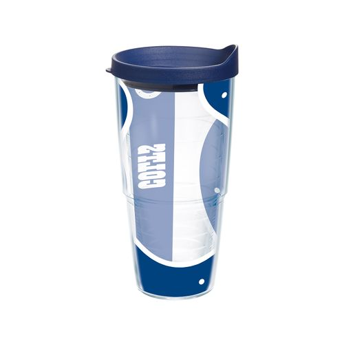 Tervis Indianapolis Colts Colossal Wrap 24 oz. Tumbler with Lid