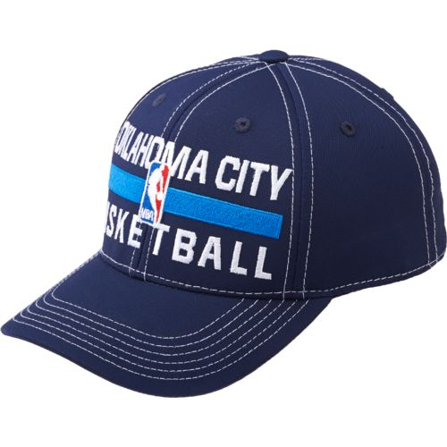 adidas™ Boys' Oklahoma City Thunder Practice Graphic Cap