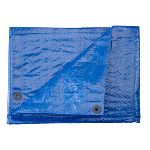 Academy Sports + Outdoors 6 ft x 8 ft Polyethylene Tarp