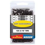 "Nodor® 3/16"" Dart Tips 125-Pack"