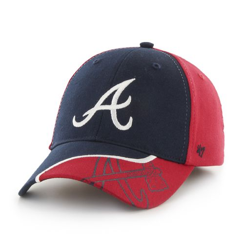 '47 Kids' Atlanta Braves Hambone MVP Cap