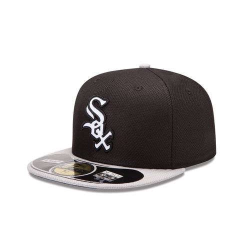 New Era Men's Chicago White Sox 2015 Diamond Era Cap