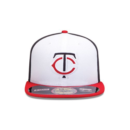 New Era Men's Minnesota Twins 2015 Home Diamond Era Cap - view number 3