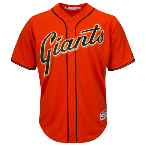 Majestic Men's San Francisco Giants Madison Bumgarner #40 Cool Base® Jersey - view number 2