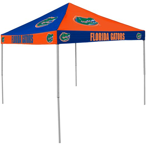 Logo University of Florida Straight-Leg 9 ft x 9 ft Checkerboard Tent