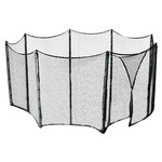 Upper Bounce® Universal Trampoline Net for Frames Up to 13' with Straight-Pole Enclosure Sy - view number 1