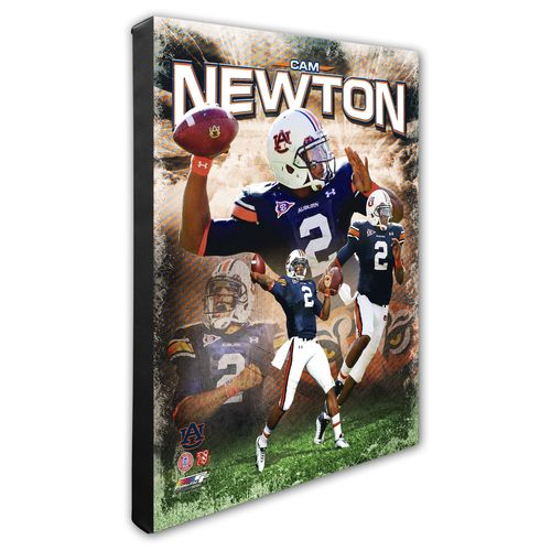 Photo File Auburn University 2011 Cam Newton 8' x 10' Photo