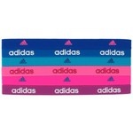 adidas Women's Sidespin Hairbands 6-Pack