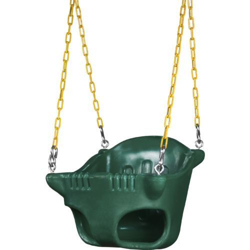 Gorilla Playsets™ Heavy-Duty Toddler Bucket Swing