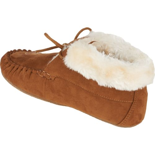 Austin Trading Co. Women's Ankle Moc Slippers - view number 3