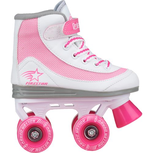 Display product reviews for Roller Derby Girls' FireStar Roller Skates