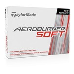 TaylorMade AEROBURNER™ Soft Golf Balls 12-Pack - view number 3