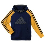 adidas Boys' Tech Fleece Pullover Hoodie