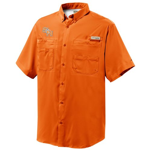 Columbia Sportswear™ Men's Sam Houston State University Tamiami™ Short Sleeve Shirt