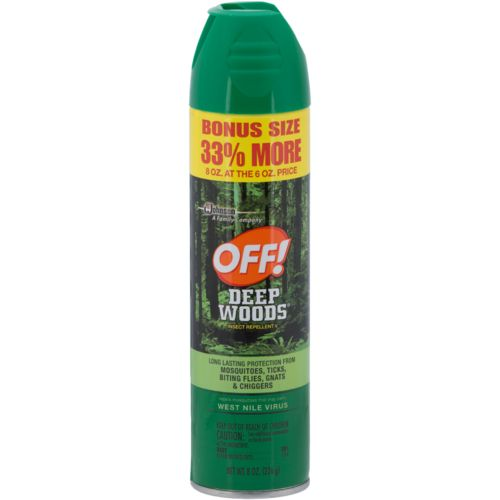 OFF! Deep Woods 8 oz. Aerosol Insect Repellent