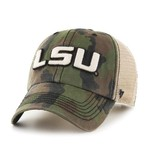'47 Adults' Louisiana State University Burnett Cleanup Cap - view number 1
