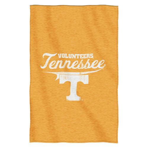 The Northwest Company University of Tennessee Sweatshirt Throw